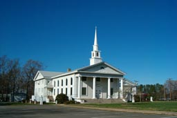 Bethlehem Baptist Church in Brookland District, Henrico County, Virginia.
