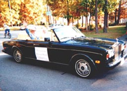 Rolls Royce On Glen Allen Day Parade, 2003.