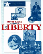 In the Cause of Liberty Poster for the American Civil War Center.