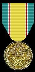 Korean War Service Medal.