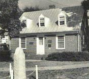 The Virginia Randolph Home Economics Cottage.