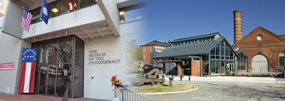 The Museum of the Confederacy and American Civil War Center at Historic Tredegar.