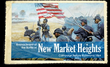 Battle of New Market Heights.
