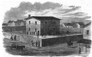 Henrico County Jail, 1861.