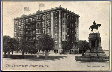Shenandoah Apartments.