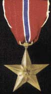 Bronze Star Medal.