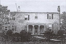Nuckols House, which was moved from Henrico County, Virginia to New Kent County, Virginia.