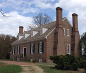Birthplace of George Washington.