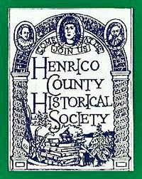 Henrico County Historical Society Seal.